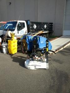 Equipment for concrete job